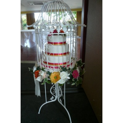 Doves For Love 3 Tier Sponge Cake