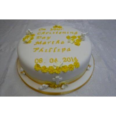 Yellow Cake Martha Phillipa