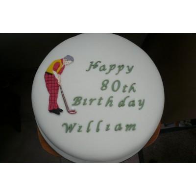 William Golf