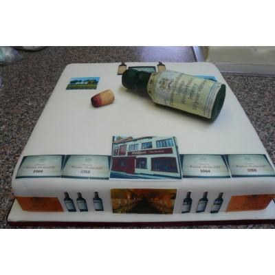 Wine Lovers Cake