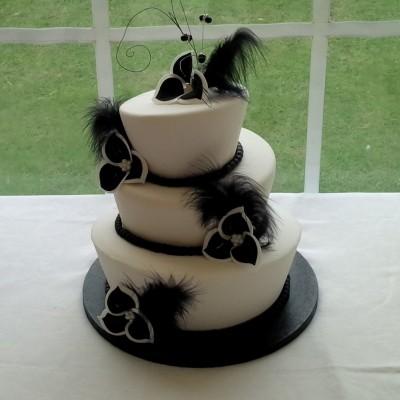 The Ascot Cake