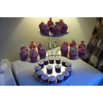 Cupcake Arrangement with Designs