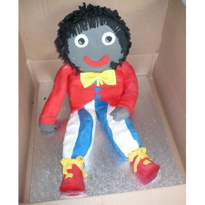 Golly Doll Character Cake