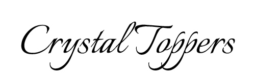 crystal toppers logo